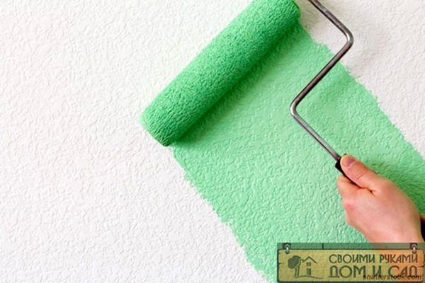 Как удалить старую масляную краску?
