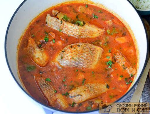 как приготовить рыбный суп из консервов