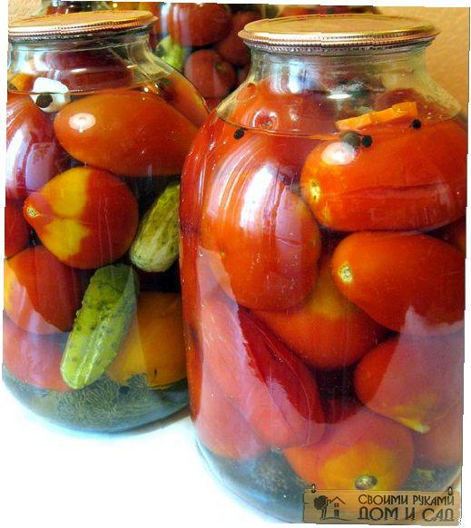 помидоры холодной во…