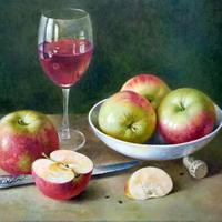 Целебная настойка из яблок
