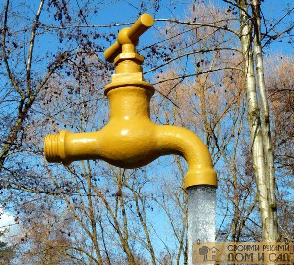 Если воду из труб не…