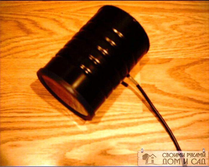 антенна из пивных банок