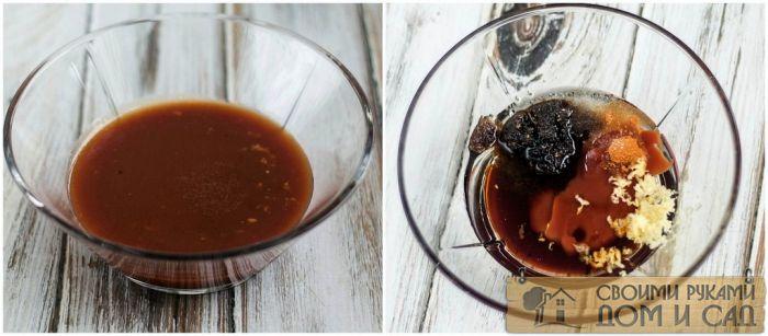 шашлык из говядины рецепт маринада