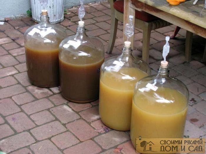 гидрозатвор для брожения вина