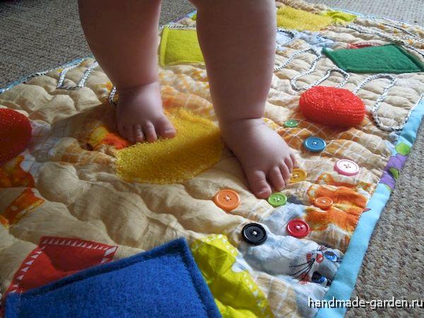 Рукоделие для дома – вязаные коврики для дачи