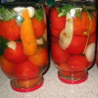 Как солить помидоры с аспирином