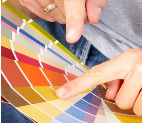 Каким цветом покрасить комнату