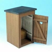 Как построить дачный туалет?