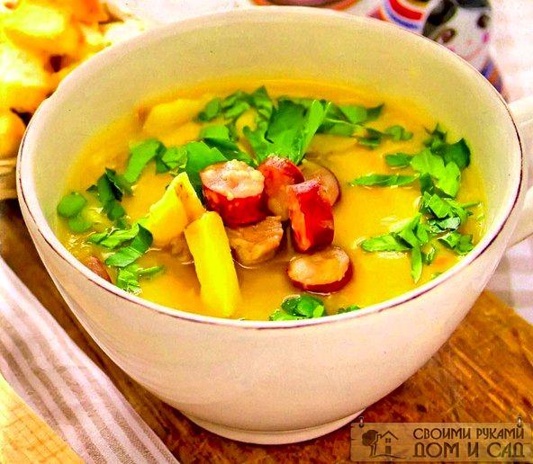Гороховый суп еда, история, ссср