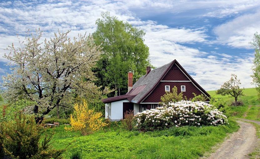 Пропорциональность садовой дорожки по фен-шуй