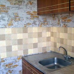Фальш-панели для кухни и ванной комнаты