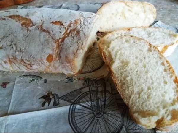 приготовление ржаного хлеба в духовке