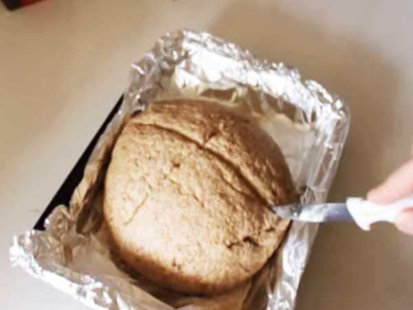 Как испечь ржаной хлеб в духовке